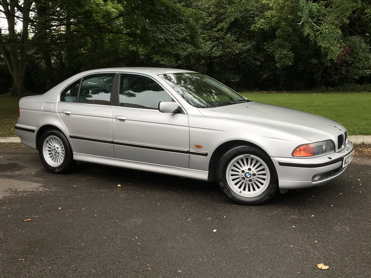 2000 Stunning 528i - immaculate condition For Sale (picture 1 of 6)