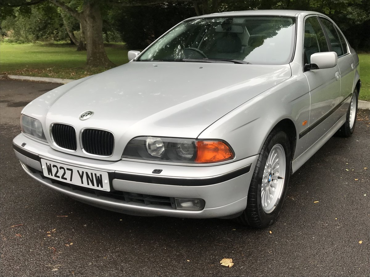 2000 Stunning 528i - immaculate condition For Sale (picture 2 of 6)