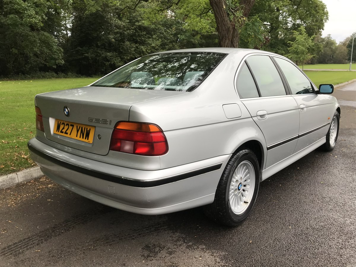 2000 Stunning 528i - immaculate condition For Sale (picture 3 of 6)