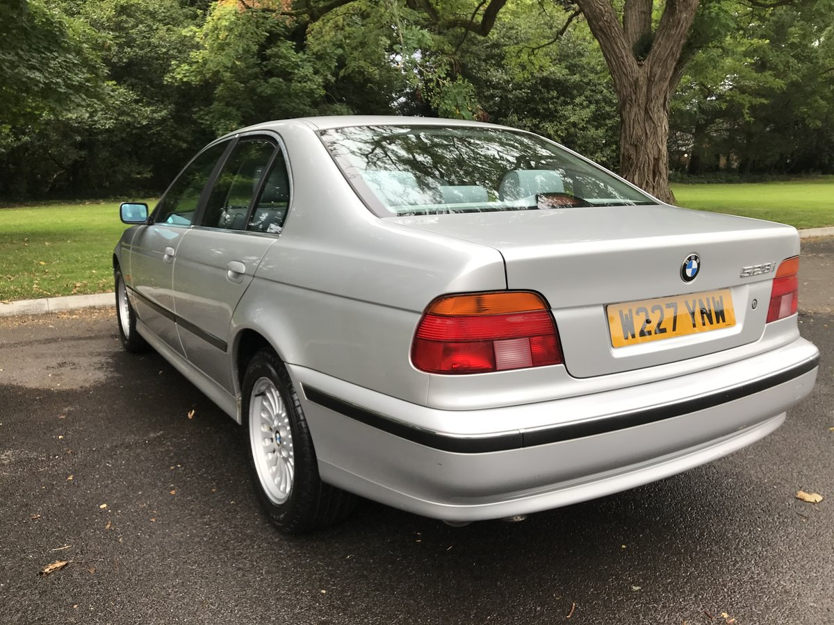 2000 Stunning 528i - immaculate condition For Sale (picture 4 of 6)