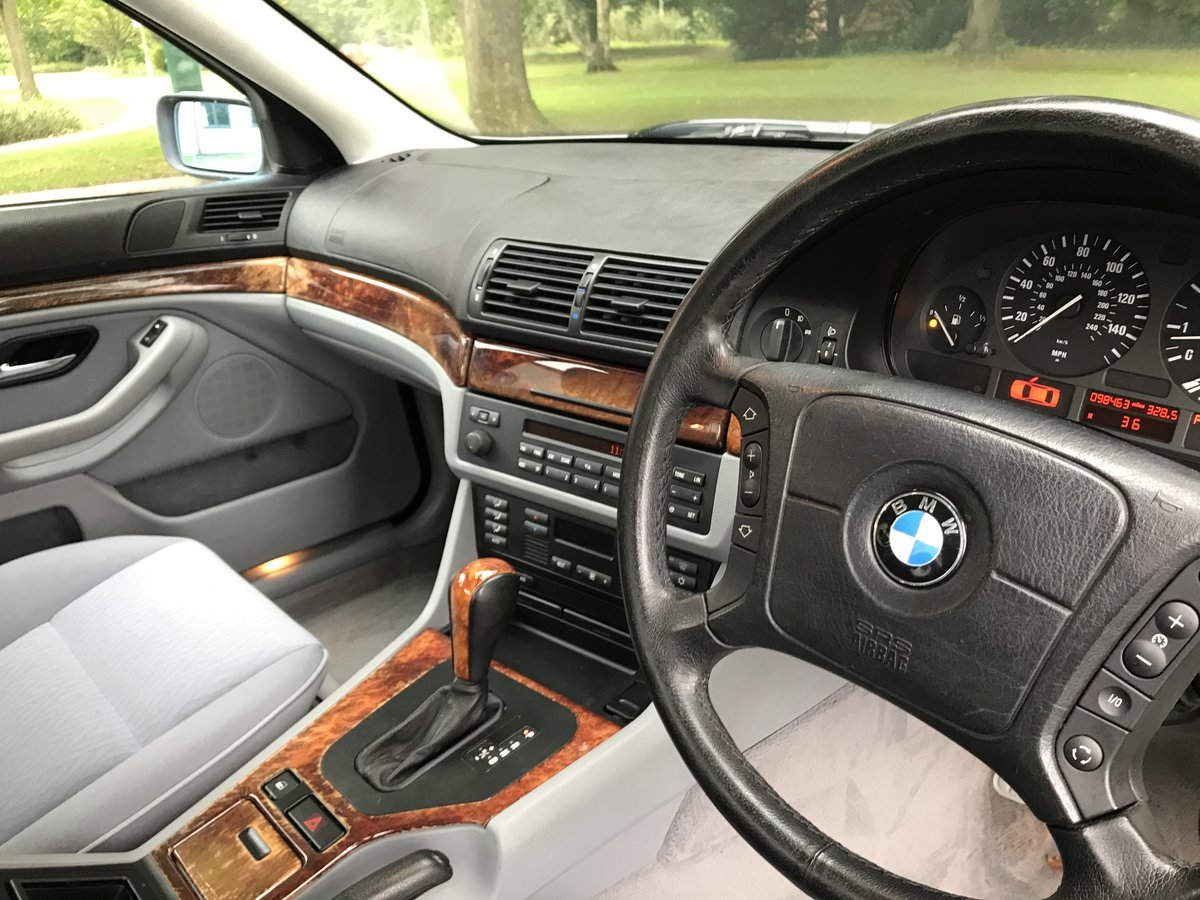2000 Stunning 528i - immaculate condition For Sale (picture 5 of 6)