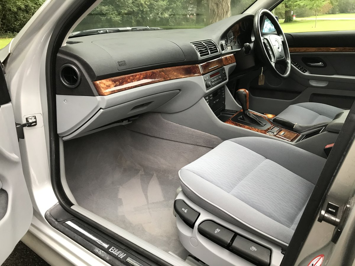 2000 Stunning 528i - immaculate condition For Sale (picture 6 of 6)