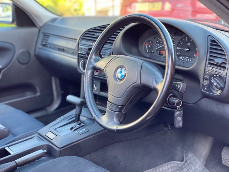 1995 BMW 316i Automatic Coupe E36 - 42,000 Miles For Sale (picture 4 of 6)