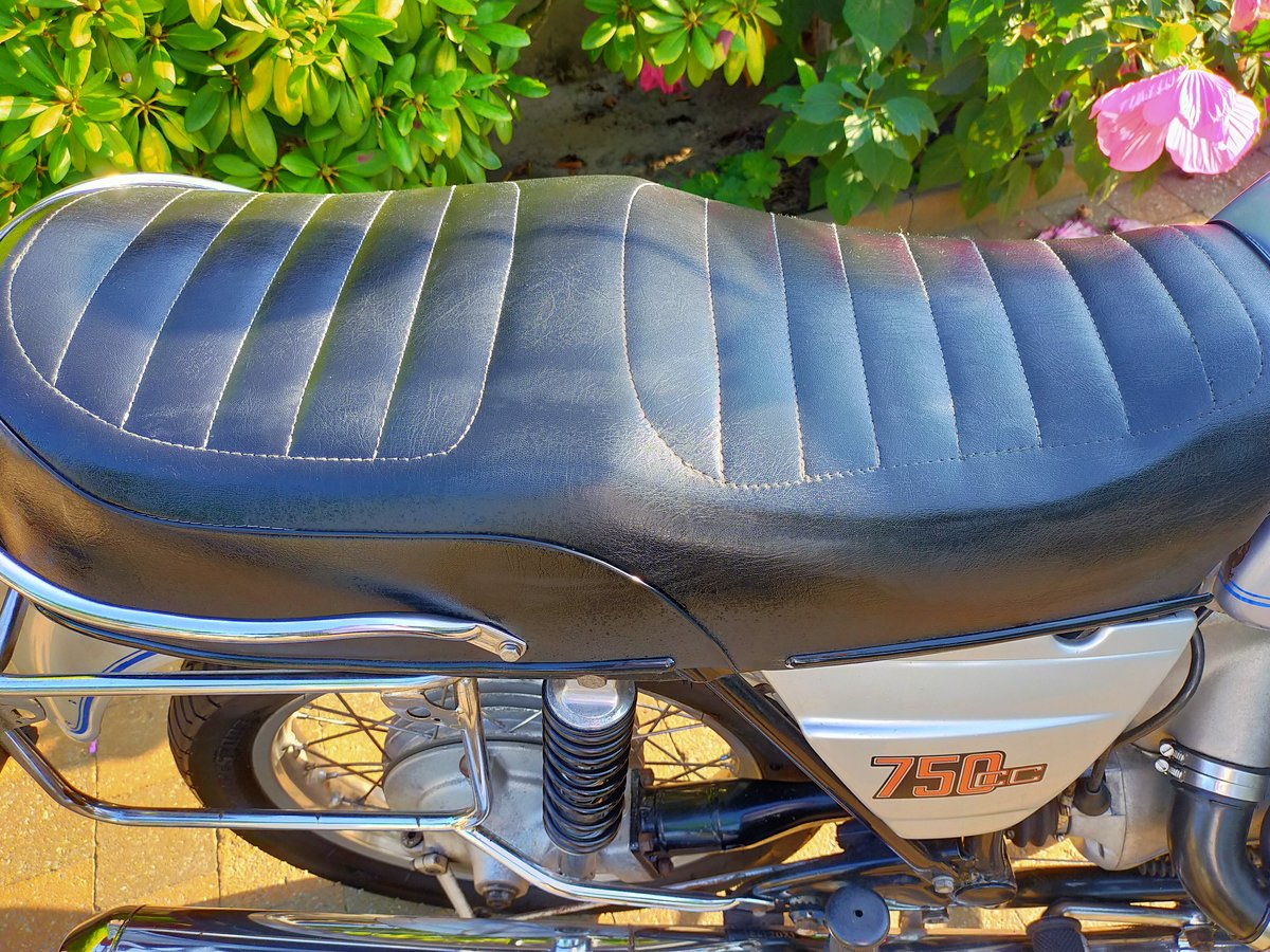 1975 BMW R75/6 SOLD (picture 3 of 6)