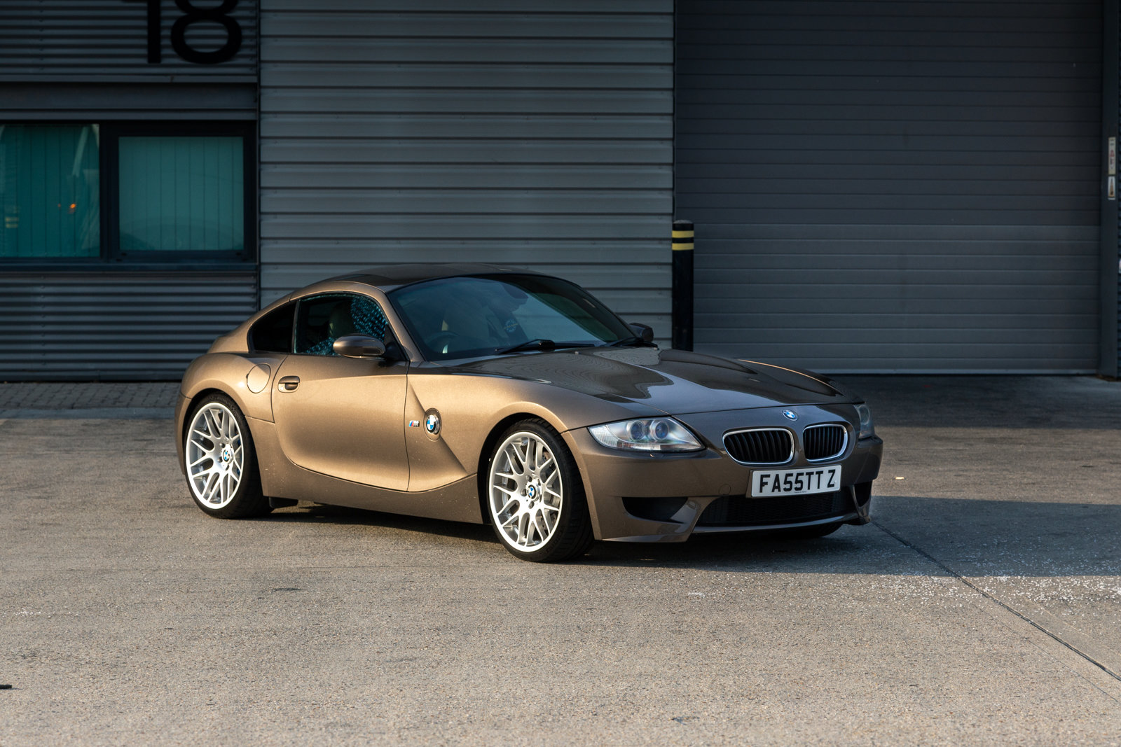 2006 Rare Sepang Bronze BMW Z4M Coupe 1 of 10 For Sale (picture 1 of 6)
