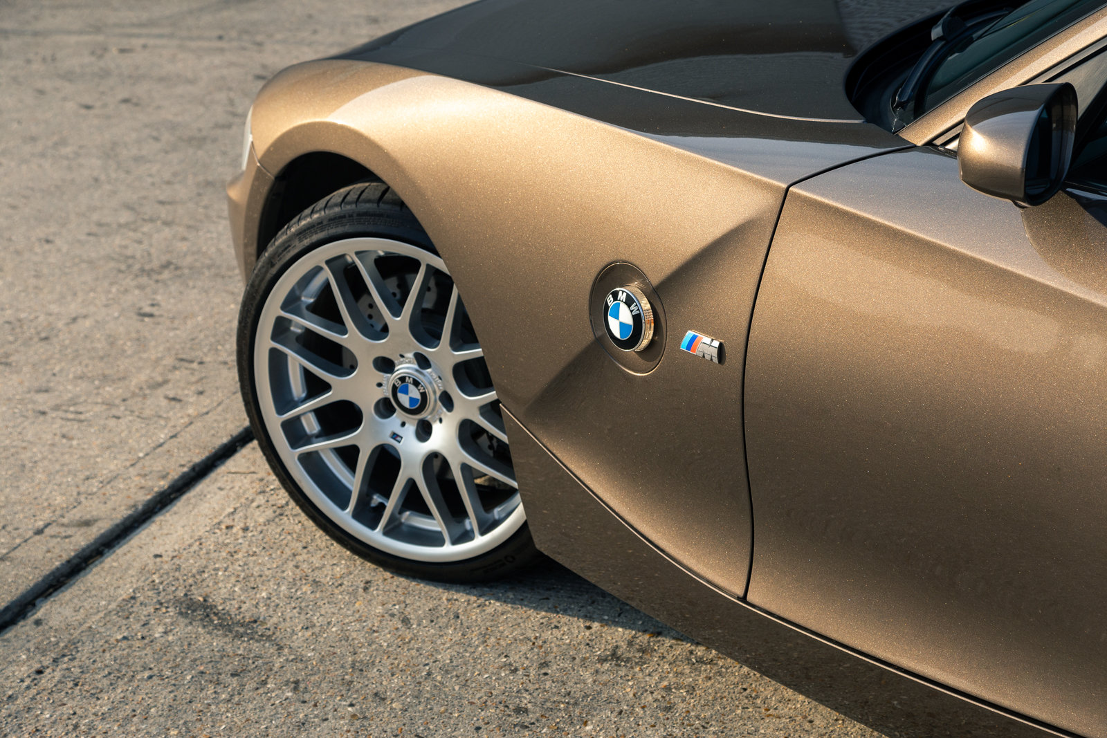 2006 Rare Sepang Bronze BMW Z4M Coupe 1 of 10 For Sale (picture 3 of 6)