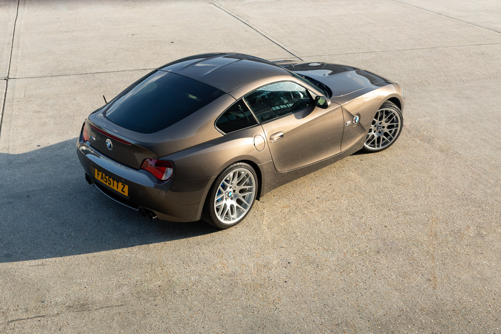 2006 Rare Sepang Bronze BMW Z4M Coupe 1 of 10 For Sale (picture 4 of 6)