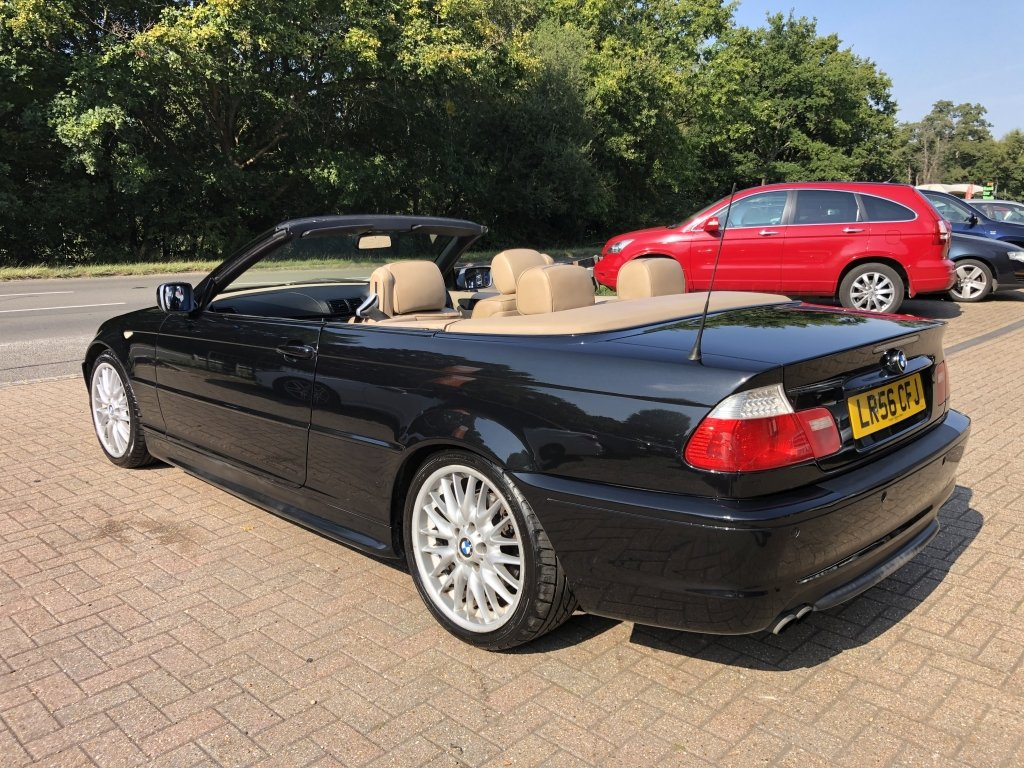 2006 (56) BMW 320 (2.2) Ci M-Sport Convertible Automatic For Sale (picture 3 of 6)