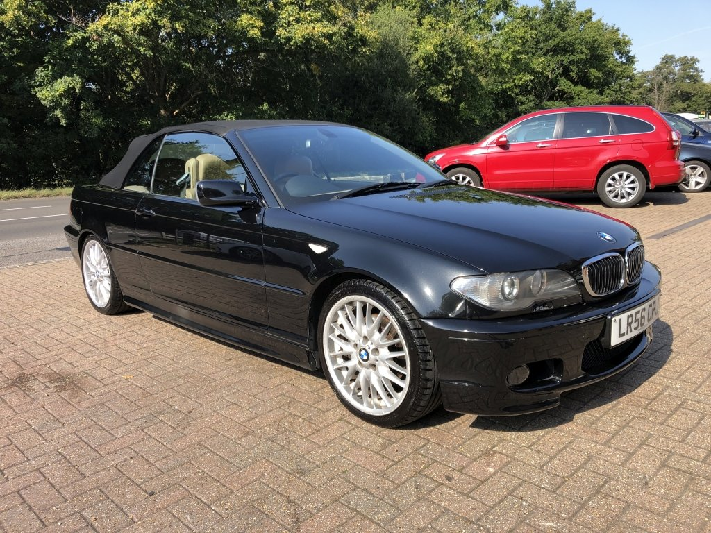2006 (56) BMW 320 (2.2) Ci M-Sport Convertible Automatic For Sale (picture 4 of 6)