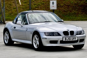 Picture of 2001 BMW Z3 1.9 Convertible + Hardtop FSH