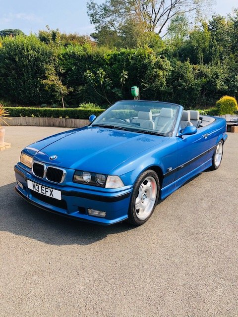 Picture of 1996 BMW M3 E36 Evolution - comes with m3 plate - For Sale
