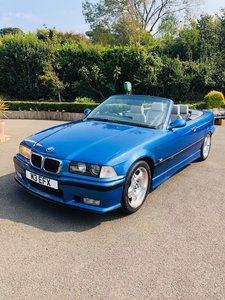 BMW M3 E36 Evolution - comes with m3 plate