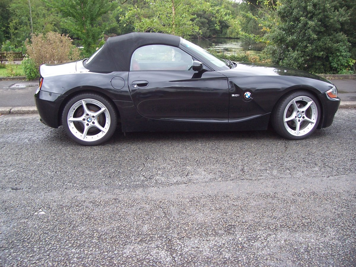 2004 BMW Z4 ROADSTER 3.0 LITRE SE 6 SPEED For Sale (picture 1 of 6)