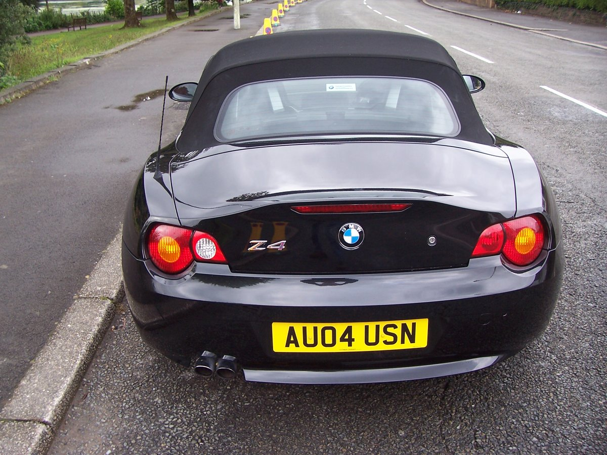 2004 BMW Z4 ROADSTER 3.0 LITRE SE 6 SPEED For Sale (picture 4 of 6)
