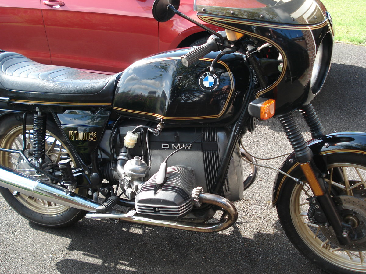 BMW R100CS 1982 For Sale (picture 1 of 6)