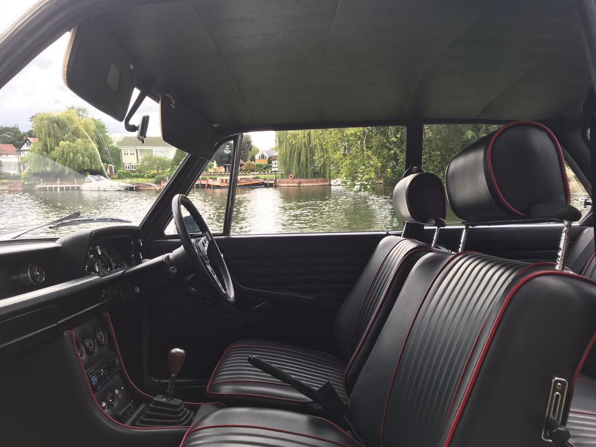 1972 BMW 2002 Coupe fully restored and upgraded For Sale (picture 5 of 6)