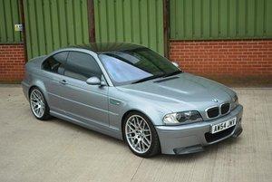 2005 BMW M3 CSL (E46)