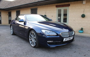 Picture of 2011 BMW 650i SE DAB AUTO For Sale