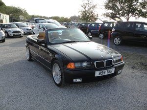 Picture of 1997 BMW 328i CONVERTIBLE E36 **ONLY 62,000 MILES** For Sale