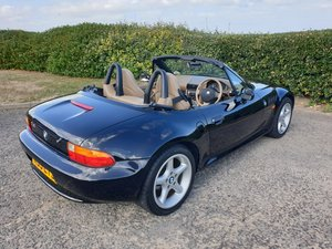 1998 An incredible BMW Z3 roadster 2.8 with just 11,000 miles!