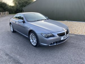 Bmw 645ci auto very low mileage just stunning