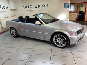 2002 BMW 318CI CONVERTIBLE