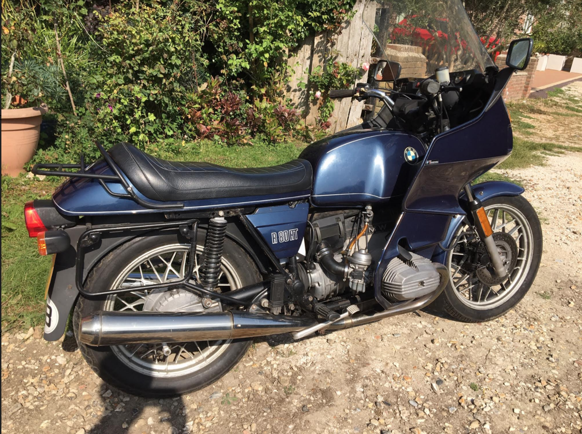 1983 BMW R80 RT  For Sale (picture 2 of 6)