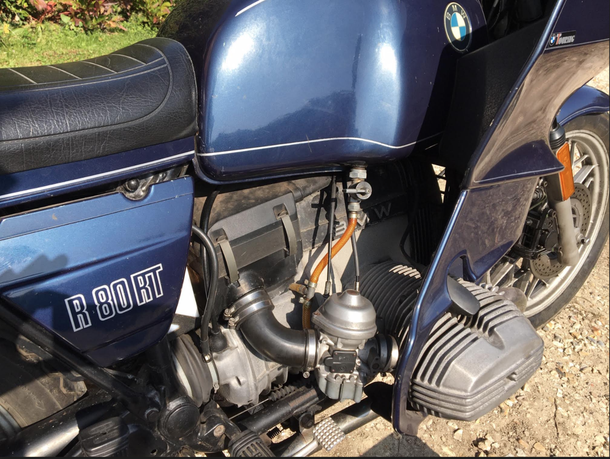 1983 BMW R80 RT  For Sale (picture 5 of 6)