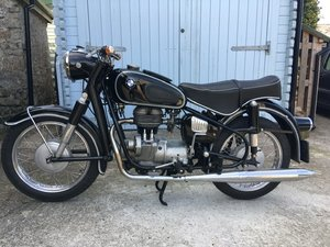 Classic BMW R27 single