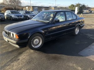 1994 BMW 525i (E34)