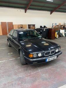 1989 BMW 750I