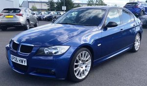 "Bmw 320 ""si"" 173bhp limited edition m sport saloon"