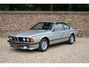 1980 BMW 635 CSI Full service history, low mileage example