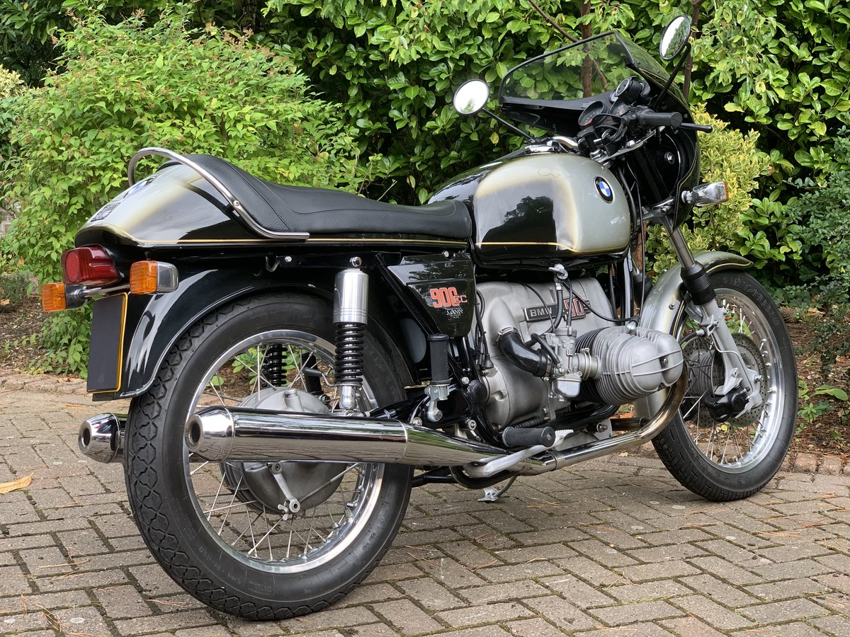 1974 BMW R90S SOLD (picture 2 of 6)