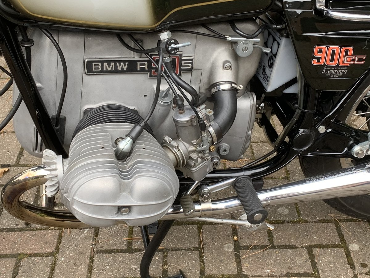 1974 BMW R90S SOLD (picture 4 of 6)