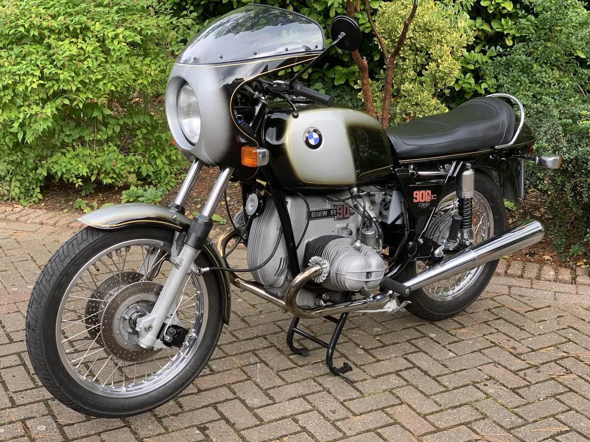 1974 BMW R90S SOLD (picture 5 of 6)