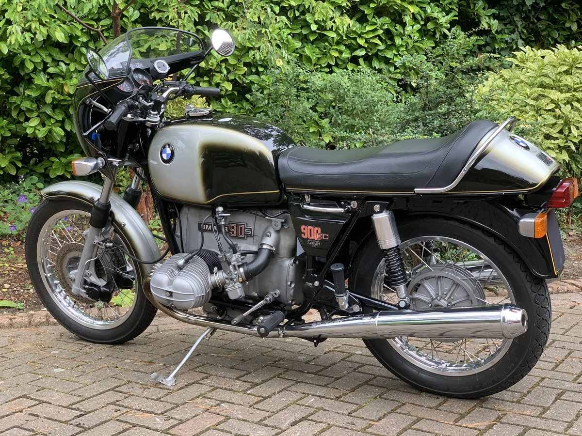 1974 BMW R90S SOLD (picture 6 of 6)