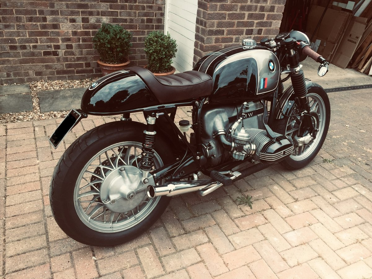1980 R100 CAFE RACER For Sale (picture 1 of 6)