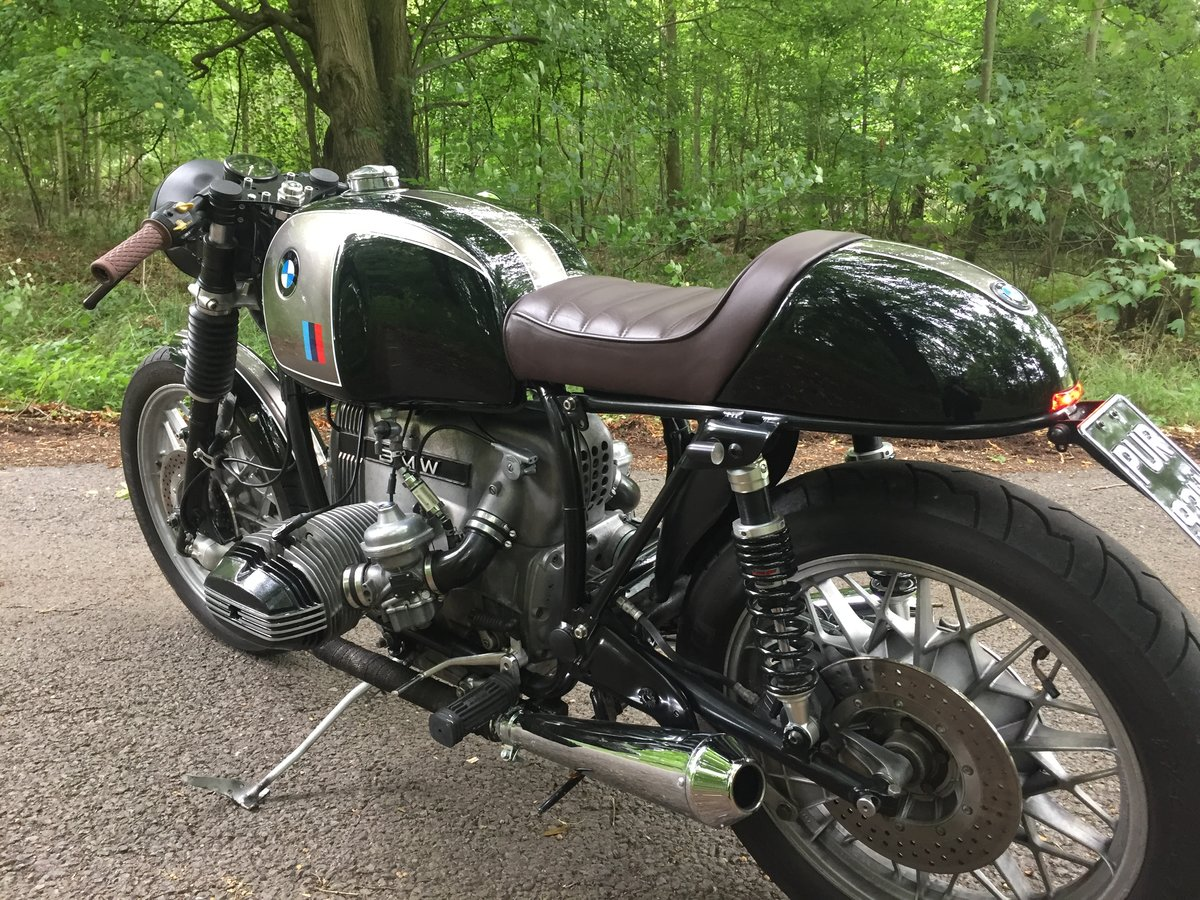 1980 R100 CAFE RACER For Sale (picture 3 of 6)