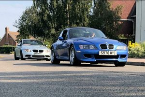 1999 BMW Z3M Coupe Individual For Sale