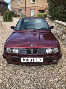 1993 BMW 3 series 318i Lux 2dr
