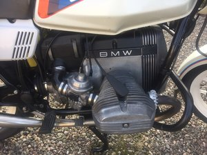 Rare BMW R65LS