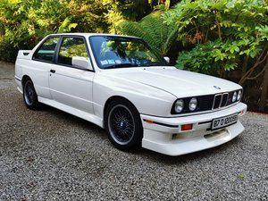 Picture of 1987 BMW E30 M3 European Car, Comprehensive History
