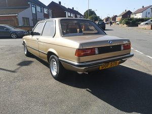 Low millage perfect condition bmw e21