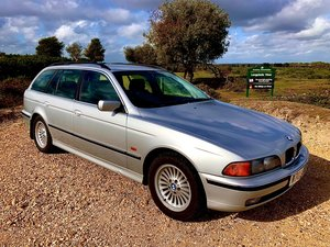 Picture of 2000 stunning original e39 523 Touring