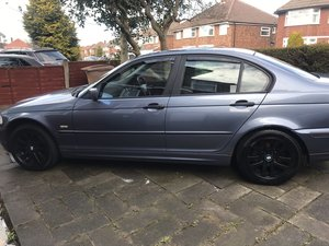 Bmw E46 316i 1.9 Petrol Blue