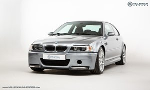 2003 BMW M3 CSL // LHD GERMAN SUPPLIED // 28K MILES // XENONS