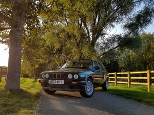 1993 BMW E30 316i Touring For Sale