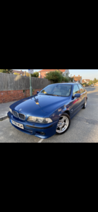 2000 BMW E39 530i Sport Manual (Full Service history)