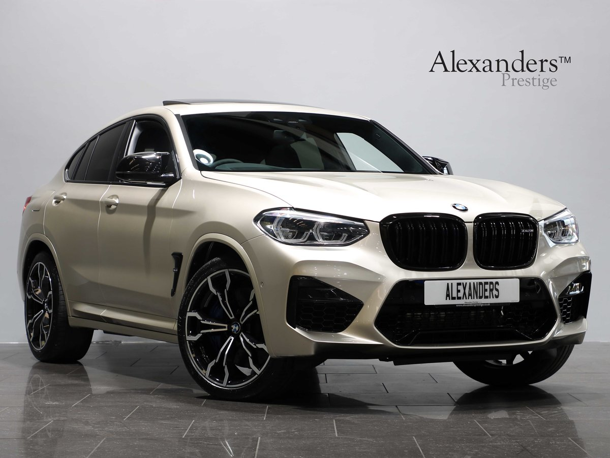 2019 19 19 BMW X4M COMPETITION XDRIVE AUTO For Sale (picture 1 of 6)